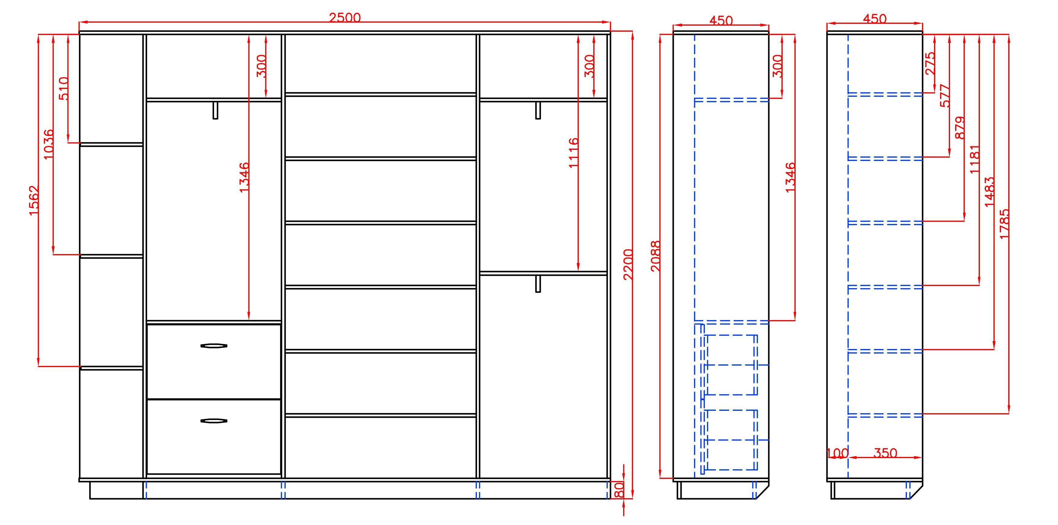 Мебель своими руками мебельные проекты, чертежи, схемы 271
